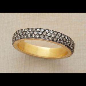 Sundance Catalogue  wedding ring
